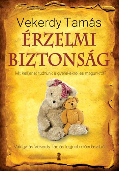 Érzelmi biztonság Book Cover