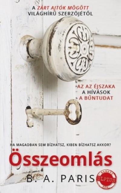Összeomlás Book Cover