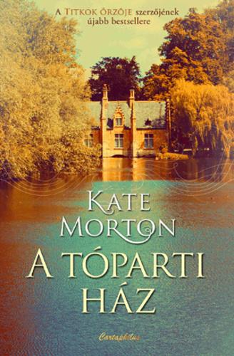 A tóparti ház Book Cover