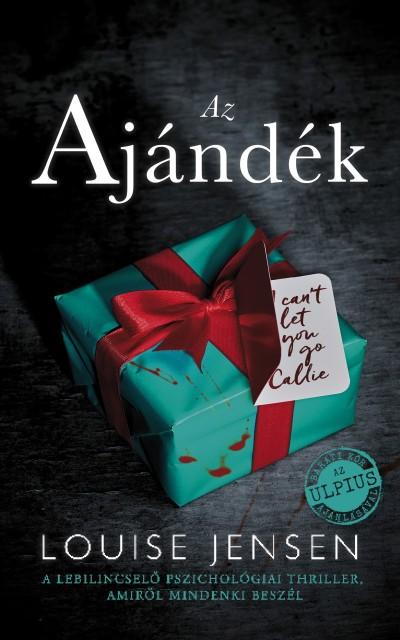 Az ajándék Book Cover