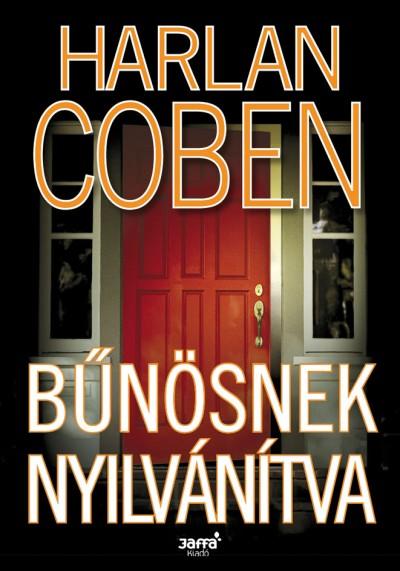 Bűnösnek nyilvánítva Book Cover