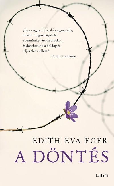 A döntés Book Cover