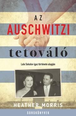 Az auschwitzi tetováló Book Cover