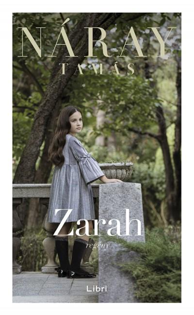 Zarah Book Cover