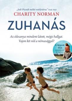 Zuhanás Book Cover