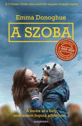 A szoba Book Cover