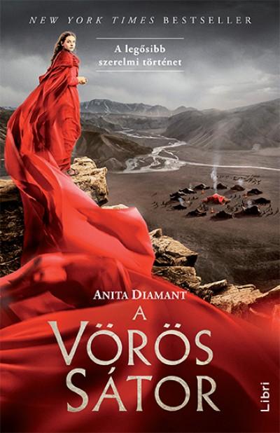 A vörös sátor Book Cover