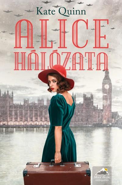 Alice hálózata Book Cover