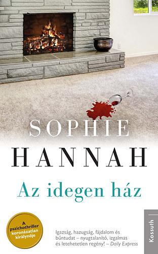 Az idegen ház Book Cover