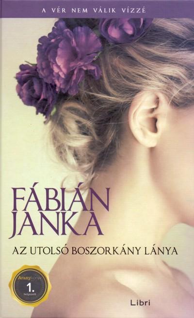 Az utolsó boszorkány lánya Book Cover