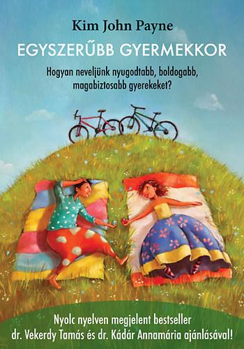 Egyszerűbb gyermekkor Book Cover