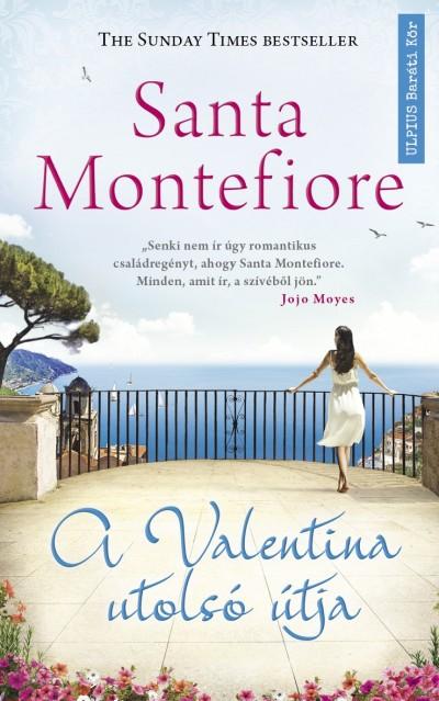 A Valentina utolsó útja Book Cover