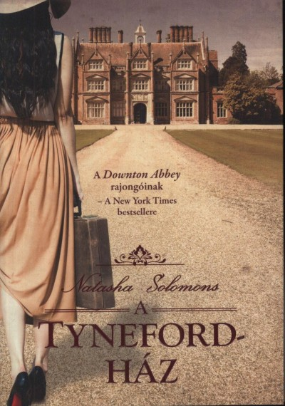 A Tyneford-ház Book Cover