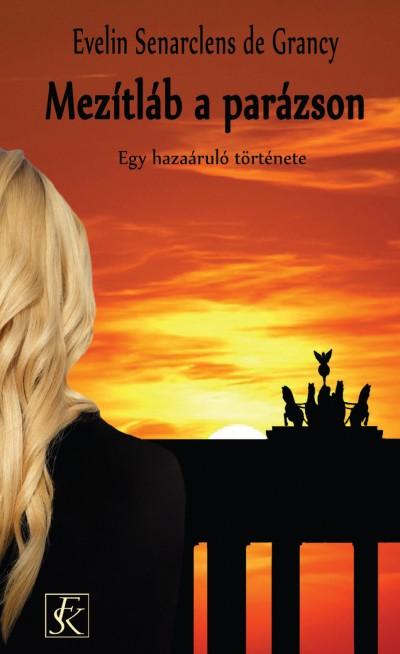 Mezítláb a parázson Book Cover