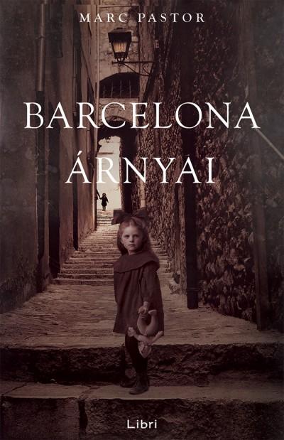 Barcelona árnyai Book Cover