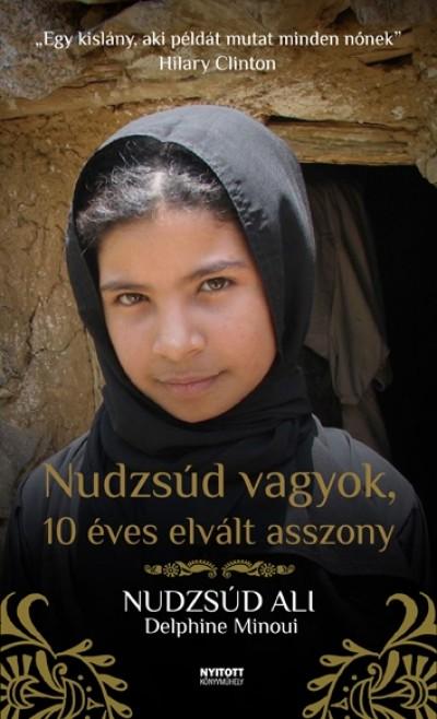 Nudzsúd vagyok, 10 éves elvált asszony Book Cover