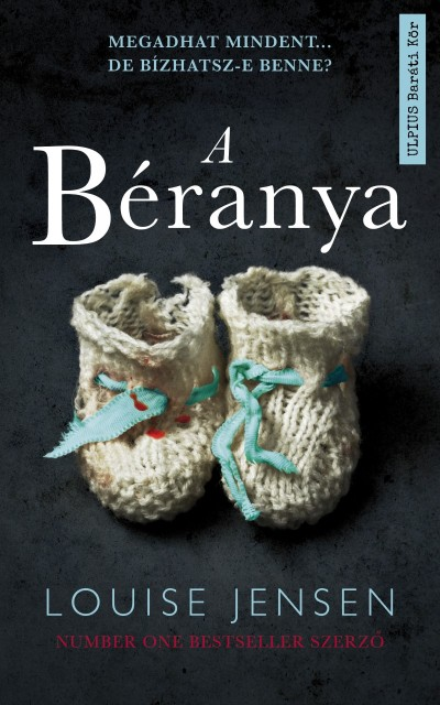 A béranya Book Cover