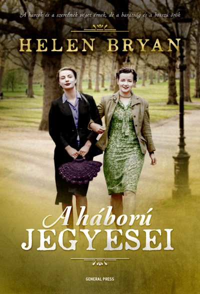 A háború jegyesei Book Cover