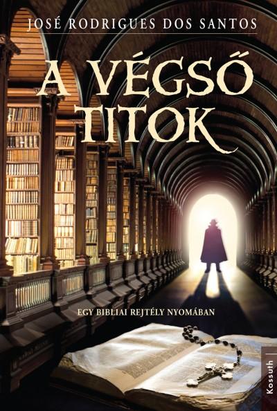 A végső titok Book Cover