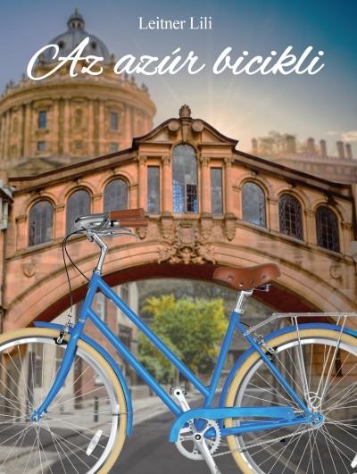 Az azúr bicikli Book Cover