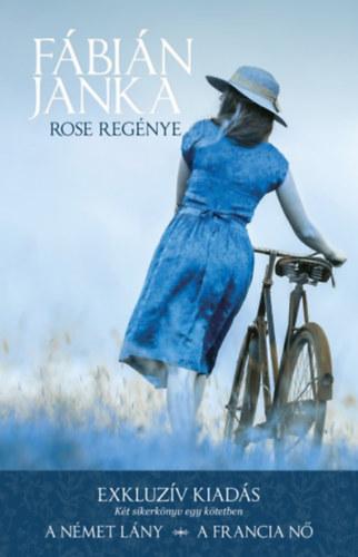 Rose regénye Book Cover