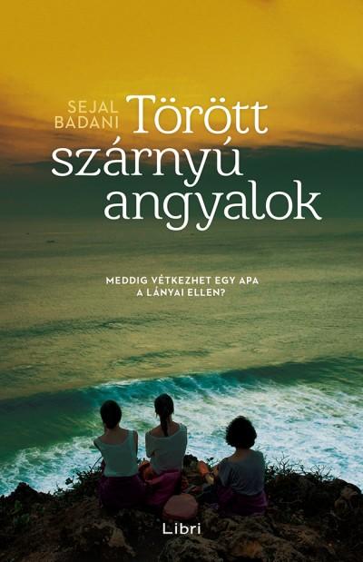 Törött szárnyú angyalok Book Cover