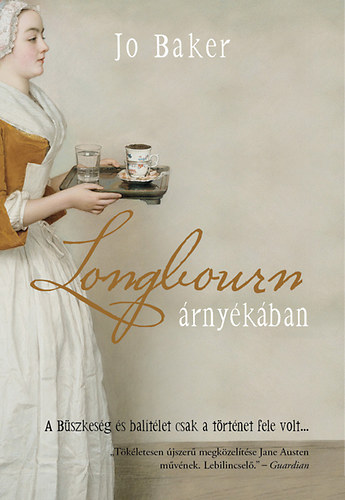 Longbourn árnyékában Book Cover