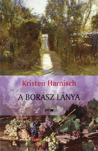 A borász lánya Book Cover