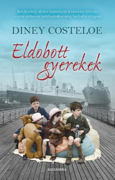 Eldobott gyerekek Book Cover