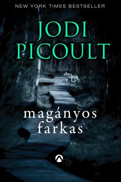 Magányos farkas Book Cover