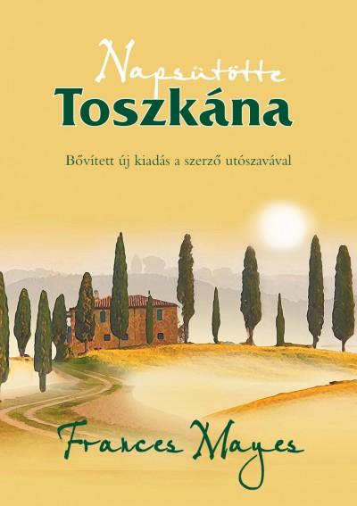Napsütötte Toszkána Book Cover