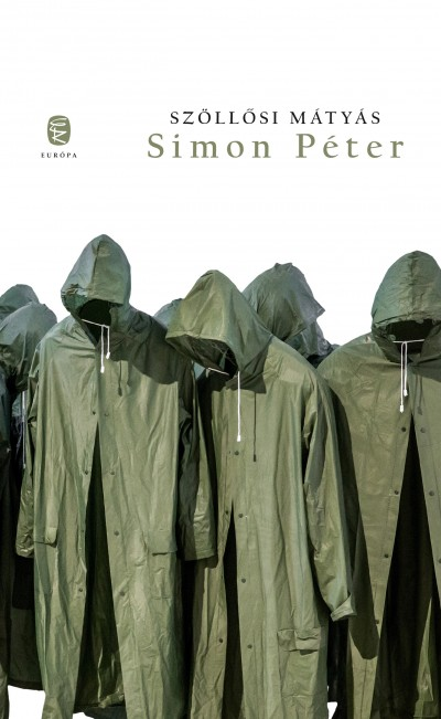 Simon Péter Book Cover