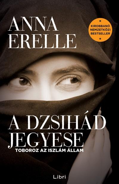 A dzsihád jegyese Book Cover
