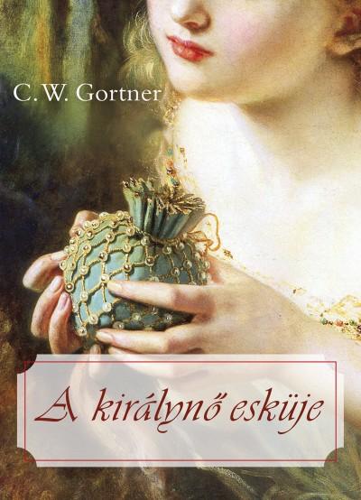 A királynő esküje Book Cover