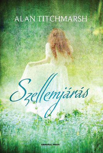 Szellemjárás Book Cover