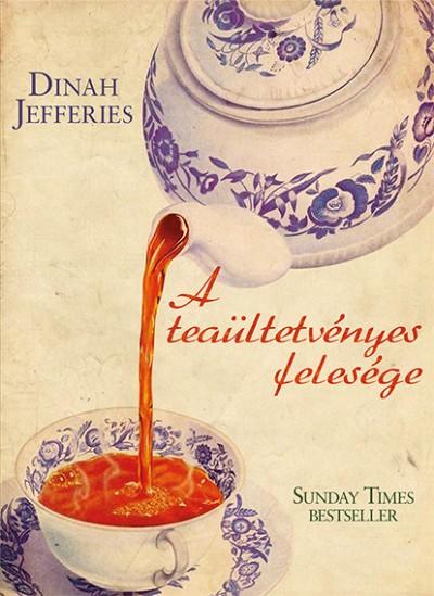 A teaültetvényes felesége Book Cover
