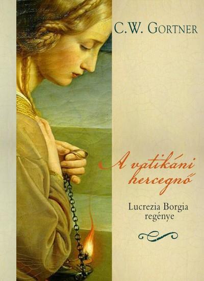 A vatikáni hercegnő Book Cover