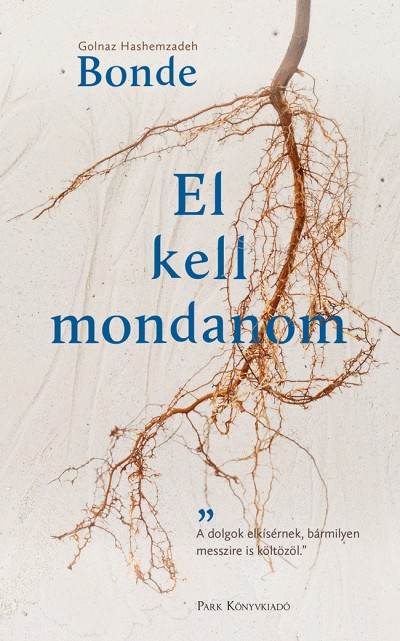 El kell mondanom Book Cover