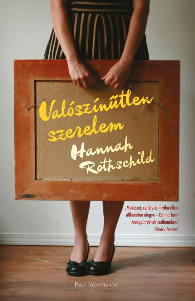 Valószínűtlen szerelem Book Cover