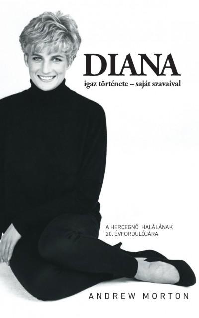 Diana igaz története - saját szavaival Book Cover