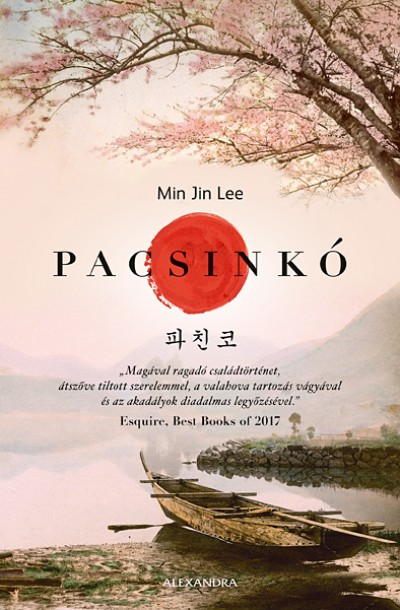Pacsinkó Book Cover