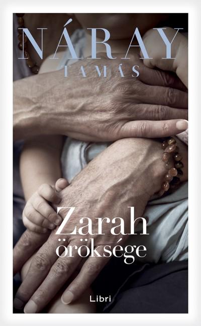 Zarah öröksége Book Cover