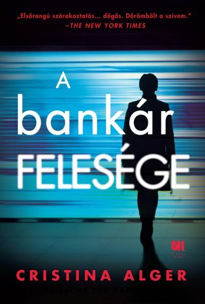 A bankár felesége Book Cover