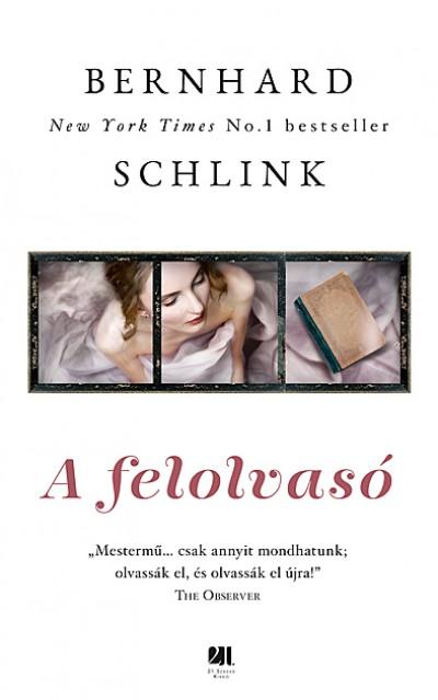 A felolvasó Book Cover