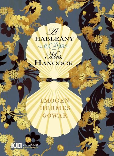 A hableány és Mrs. Hancock Book Cover
