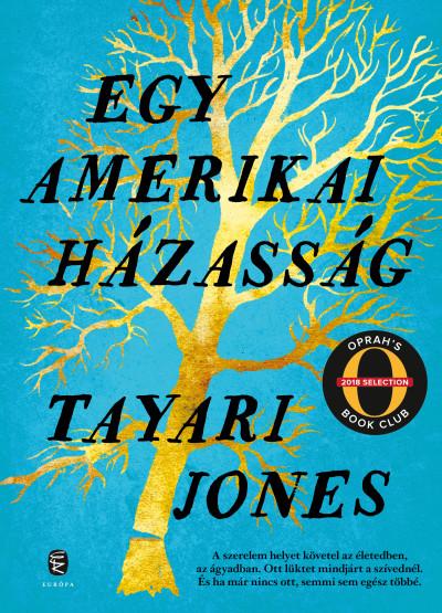 Egy amerikai házasság Book Cover