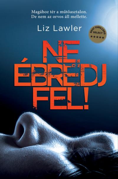 Ne ébrejd fel! Book Cover