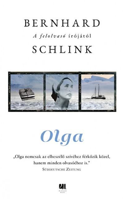 Olga Book Cover