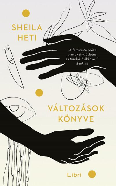 Változások könyve Book Cover