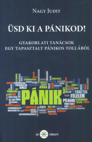 Üsd ki a pánikod! Book Cover